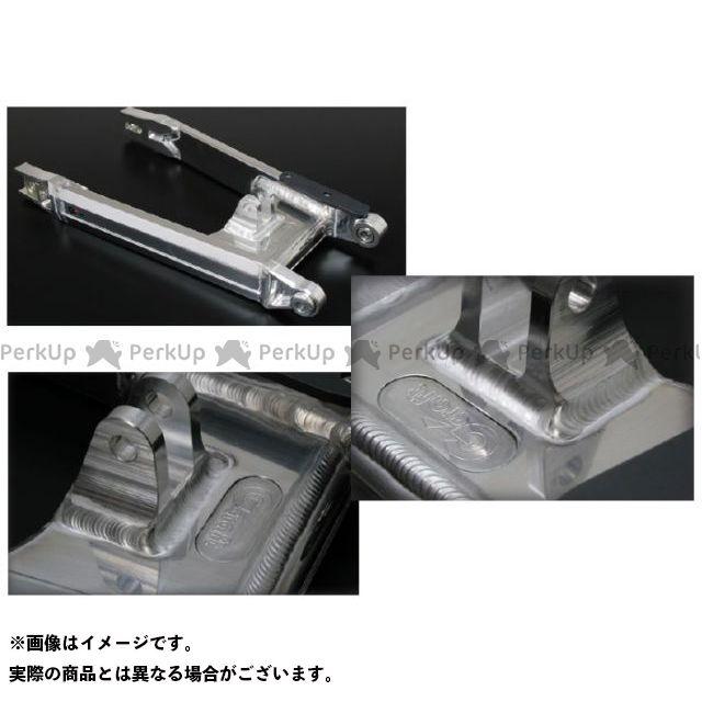 Gクラフト ゴリラ モンキー スイングアーム GC-019用モノショックスイングアーム モンキー(NSR)用 トリプルスクエアミニ 20cm スタビ付