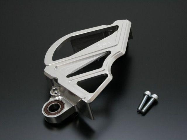 Gクラフト CBR250R スプロケット関連パーツ スプロケットカバー シルバー