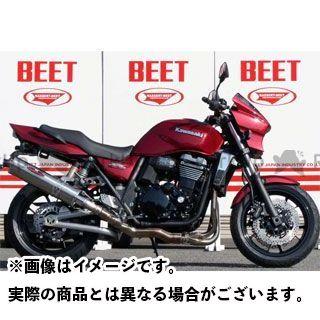 BEET ZRX1200ダエグ New NASSERT-R Slip-onマフラー サイレンサー:クリアチタン ビートジャパン