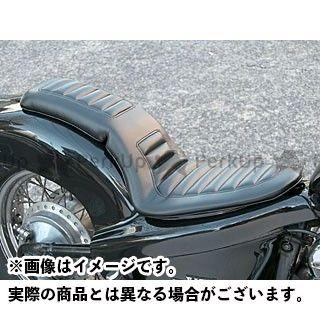 送料無料 イージーライダース スティード400 シート関連パーツ 超フラット デラックスコブラシート