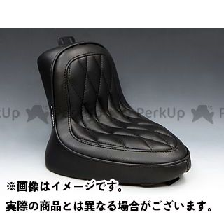 送料無料 イージーライダース ドラッグスター400(DS4) シート関連パーツ ダイアゴナルシングルシート