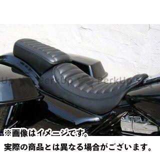 送料無料 イージーライダース ツーリングファミリー汎用 シート関連パーツ パイソンシングルシート