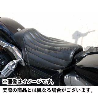 送料無料 イージーライダース ダイナファミリー汎用 シート関連パーツ バーチカルシングルガンファイターシート