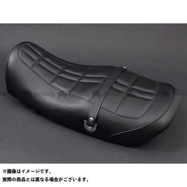 送料無料 PMC ゼファー750 シート関連パーツ シート・コンプリート Z2タイプ(ベルト付)