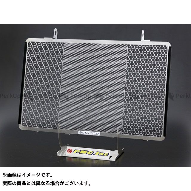 PMC ニンジャZX-6RR ヘックス・コア・プロテクター ラジエター用  ピーエムシー