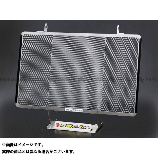 送料無料 PMC ZRX1100 ZRX1200R ZRX1200S ラジエター関連パーツ ヘックス・コア・プロテクター ラジエター用