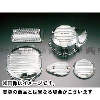 PMC Z1・900スーパー4 Z2・750ロードスター ドレスアップカバーシリーズ ダイナモカバー(クロームメッキ仕上げ) ピーエムシー
