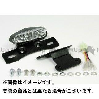 SP武川 Dトラッカー125 KLX125 フェンダーレスLEDミニテールランプキット カラー:クリア TAKEGAWA