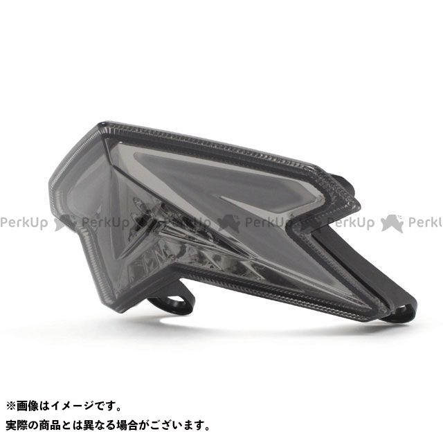 SP武川 Z125プロ テール関連パーツ LEDテールランプキット(スモークレンズ)