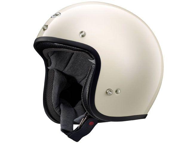送料無料 アライ ヘルメット Arai ジェットヘルメット CLASSIC MOD(クラシック・モッド) パイロットホワイト 59-60cm