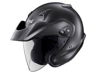 送料無料 アライ ヘルメット Arai ジェットヘルメット CT-Z フラットブラック 55-56cm