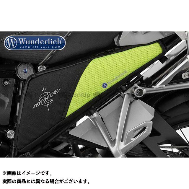 ワンダーリッヒ サイドフレームバック R1200GS/R1200GS Adv./R1200R/R1200RS カラー:ブラック/イエロー Wunderlich