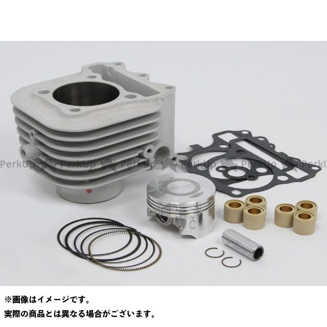 SP武川 アドレスV125 アドレスV125G アドレスV125S Sステージボアアップキット161cc(カムシャフトレス) TAKEGAWA