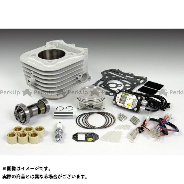 SP武川 アドレスV125 アドレスV125G Sステージ eco α ボアアップキット161cc(FI CON付属)  TAKEGAWA