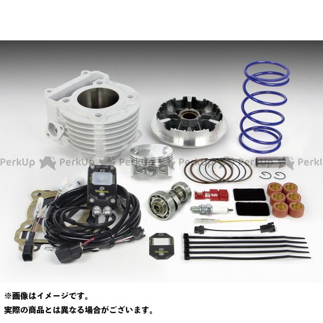 SP武川 シグナスX シグナスX SR ボアアップキット ハイパーSステージボアアップキット156cc(ハイコンプ)
