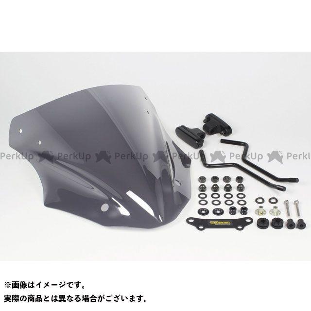 SP武川 Z125プロ スクリーンキット ロングタイプ カラー:スモーク TAKEGAWA