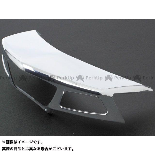 【エントリーで最大P23倍】SP武川 マジェスティS テールランプカバー(ABS製/メッキ) TAKEGAWA