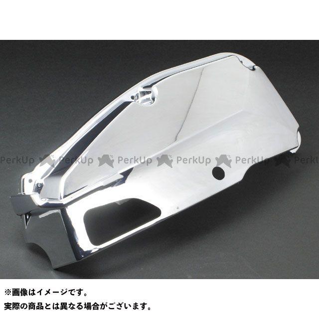 【エントリーで最大P23倍】SP武川 マジェスティS エアクリーナーカバー(ABS製/メッキ) TAKEGAWA