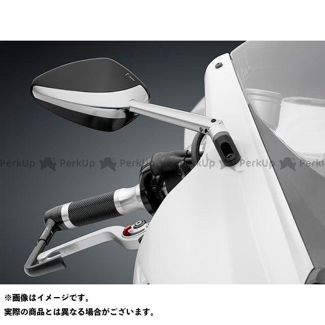 リゾマ 汎用 ミラー「Veloce」 カラー:シルバー RIZOMA