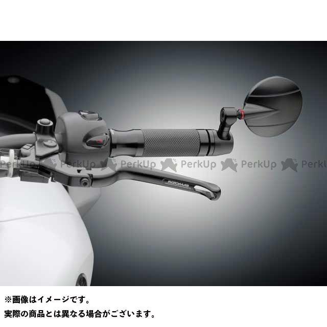 リゾマ 汎用 ミラー関連パーツ 補助ミラー「Spy R100」左右 同品 ブラック