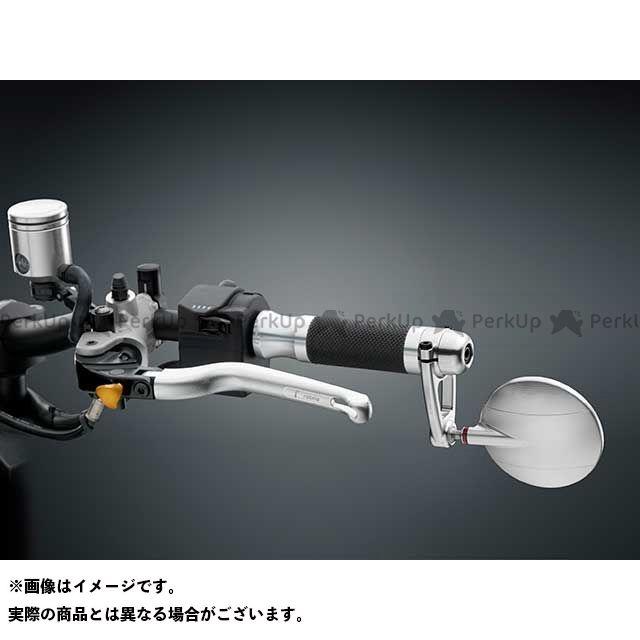 リゾマ 汎用 ミラー関連パーツ Mirror「SPY-ARM」φ94.5 シルバー