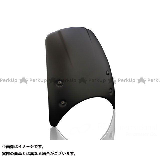 リゾマ ヘッドライトフェアリング カラー:ブラック RIZOMA
