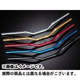 【無料雑誌付き】リゾマ 汎用 ハンドルバー φ22mm カラー:レッド RIZOMA