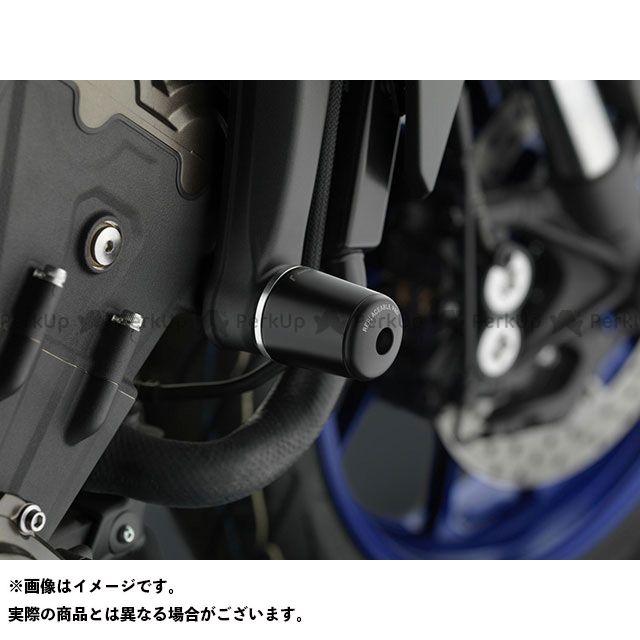 【エントリーでポイント10倍】 リゾマ MT-09 トレーサー900・MT-09トレーサー XSR900 エンジン・フェアリングガード「B-PRO」Yamaha MT-09(14-)/MT-09 TRACER(15-)/XSR900(シルバーブラック)