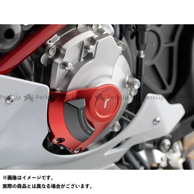 リゾマ YZF-R1 エンジンガード「SHAPE」 仕様:left カラー:ブラック RIZOMA