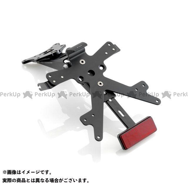 【無料雑誌付き】リゾマ MT-09 ライセンスプレートサポート Yamaha MT-09(14-)ブラック RIZOMA