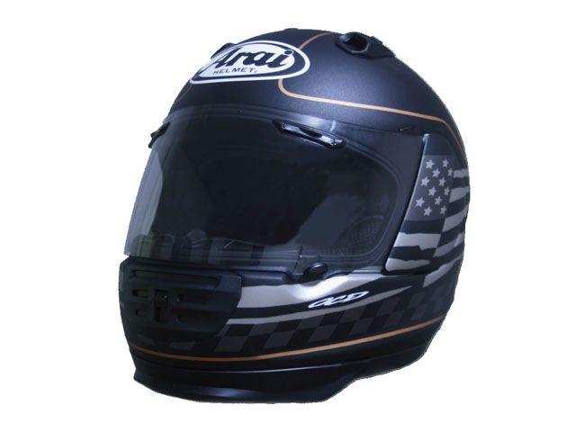 送料無料 アライ ヘルメット Arai フルフェイスヘルメット RAPIDE-IR(ラパイド-IR) フラッグ USA 55-56cm