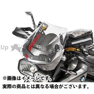 ワンダーリッヒ F800R DualSport ツーリングスクリーン カラー:スモーク Wunderlich