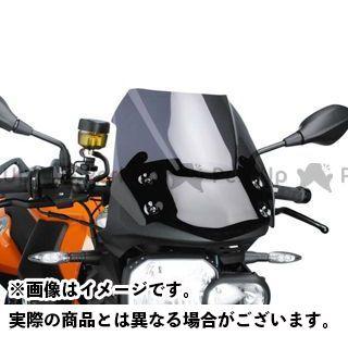 【エントリーで最大P21倍】ワンダーリッヒ F800R DualSport ツーリングスクリーン カラー:ブラック Wunderlich