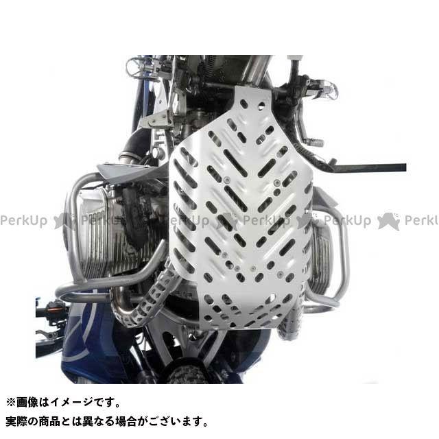 ワンダーリッヒ エンジンアンダーガード「Dakar」R1200GS(-12)/Adv.(-13)/RnineT カラー:シルバー Wunderlich