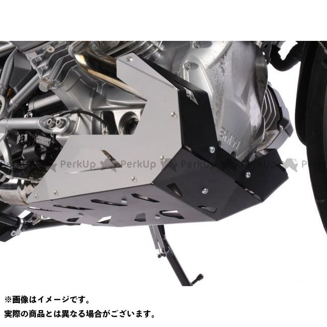 ワンダーリッヒ R1200GS R1200GSアドベンチャー R1200GS (13-) Xtreme エンジンアンダーガード(ブラック) Wunderlich