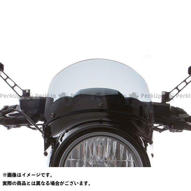 ワンダーリッヒ Rナインティ R100R RnineT フロントマスク「VINTAGE TT」用 スクリーン カラー:クリアー Wunderlich