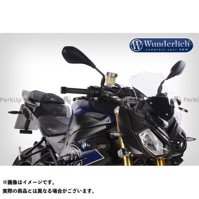 ワンダーリッヒ S1000R スクリーン関連パーツ S1000R ツーリングハイスクリーン スモーク