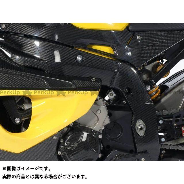 ワンダーリッヒ S1000RR ドレスアップ・カバー カーボンフレームカバー S1000RR(12-14)