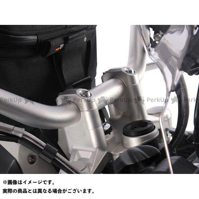 ワンダーリッヒ R1200GS R1200GSアドベンチャー S1000XR ハンドルポスト関連パーツ ハンドルアップキット 25mm
