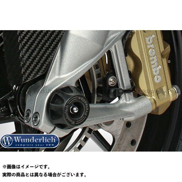 ワンダーリッヒ S1000R S1000RR DoubleShock クラッシュプロテクター(ブラック) Wunderlich