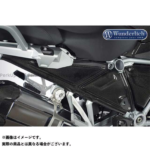 ワンダーリッヒ R1200GS R1200GSアドベンチャー カーボンサイドカバー 右