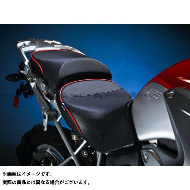 サージェント R1200GS R1200GSアドベンチャー ワールドスポーツパフォーマンスプラスシート EUレギュラーフロントシート(パイピング:ブラック) パイピング:ブラック Sargent