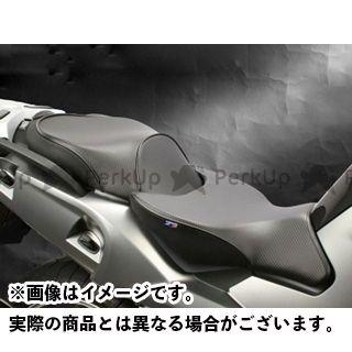 サージェント K1200GT K1300GT シート関連パーツ フロント&リアシートセット EUローフロントシート パイピング:ブラック