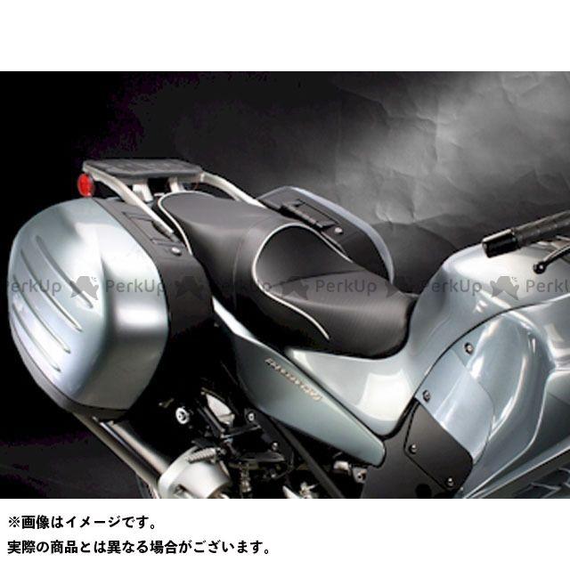 サージェント 1400GTR・コンコース14 シート レギュラーシート パイピング:ブラック Sargent