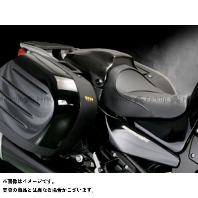 サージェント 1400GTR・コンコース14 シート関連パーツ モジュラーシステムシート(フロントレギュラーシート) パイピング:ブラック