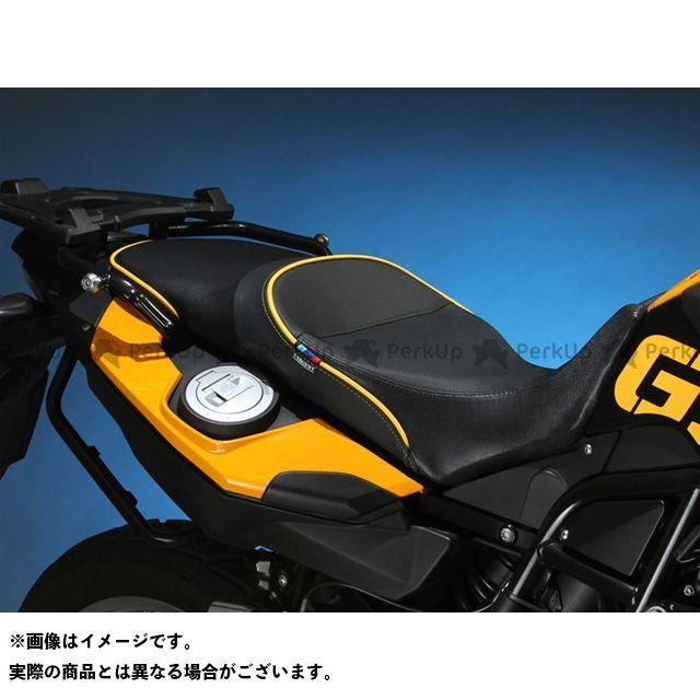 サージェント F650GS F700GS F800GS ワールドスポーツパフォーマンスプラスシート EUレギュラーシート ブラック