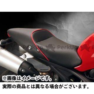 サージェント モンスター1100 モンスター796 シート 仕様:EUローシート カラー:パイピング:レッド Sargent