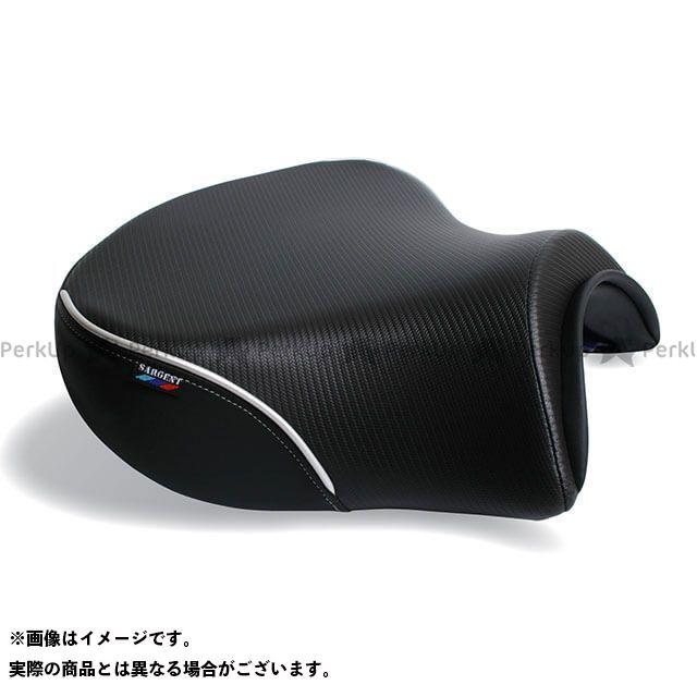 サージェント R1200RT ワールドスポーツパフォーマンスシート フロントシート CarbonFX EU標準シート カラー:シルバー 仕様:シートヒーター非搭載 Sargent
