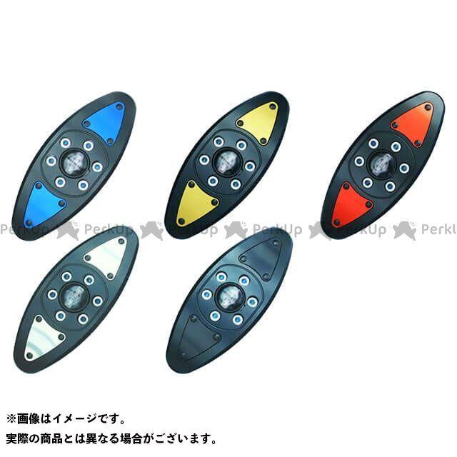 パイツマイヤー YZF-R1 スライダー類 クラッシュパッド Extreme X-Pad Yamaha YZF-R1(15-) ブルー