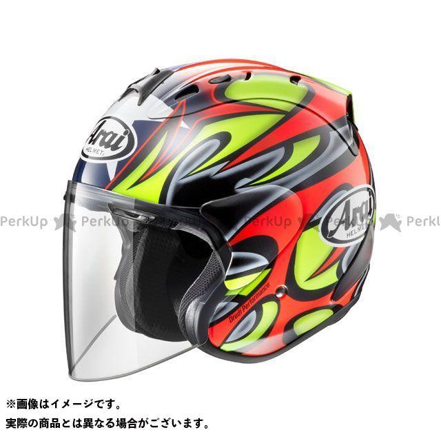 アライ ヘルメット SZ-Ram4 EDWARDS TRIBUTE(エドワーズ・トリビュート) サイズ:55-56cm Arai